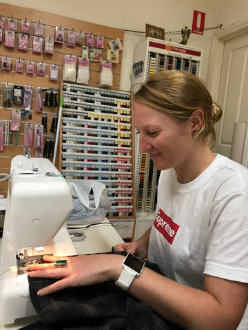 Thursday Evening Sewing Classes 6-8pm, 24th Oct  - 5th Dec, 2019 (Modules 2-8)