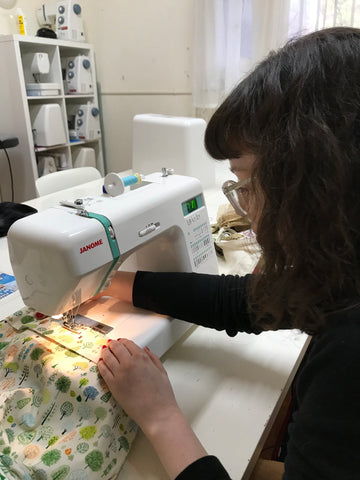 Module 1 - Introduction to Sewing Class 6-8pm, Friday 5th March, 2021. *Must be booked with Modules 2-8.