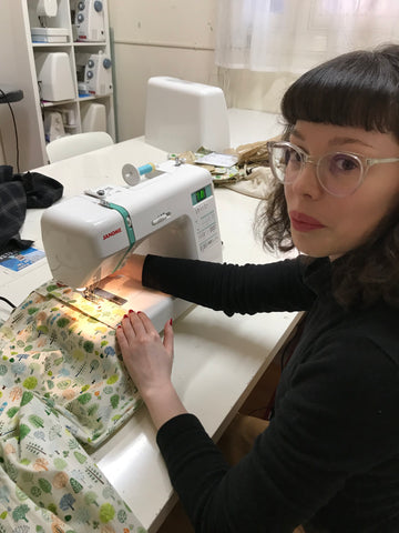 Introduction to Sewing Class 6-8pm, Friday 13th Sept, 2019. *Must be booked with Module 2.