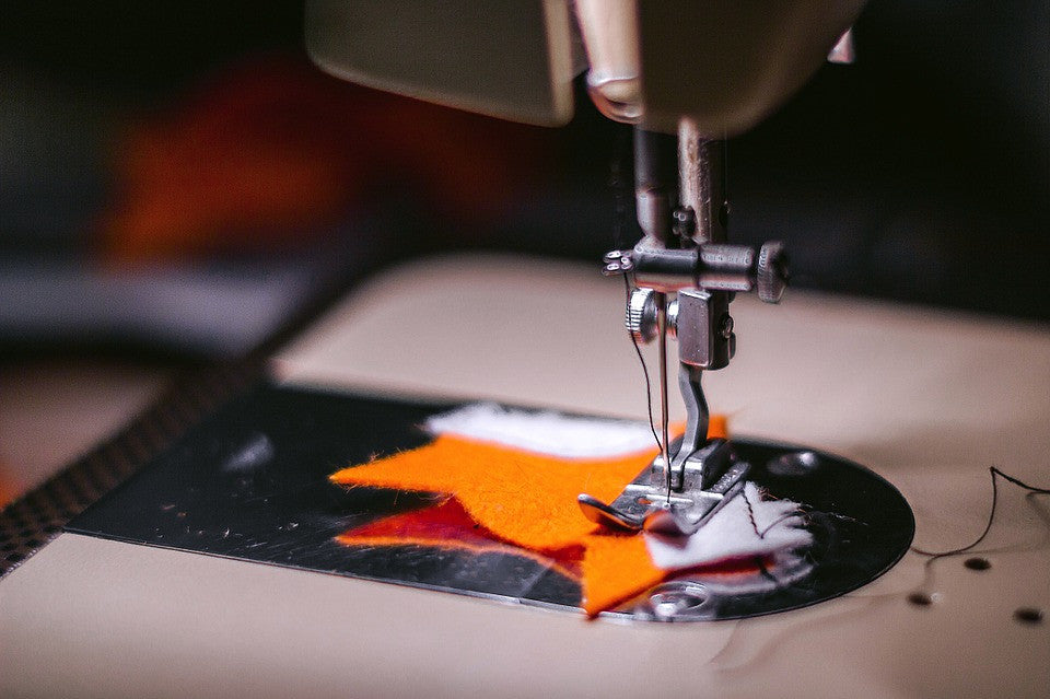 Wednesday Evening Sewing Classes 6-8pm, 13th Jun - 18th July, 2018