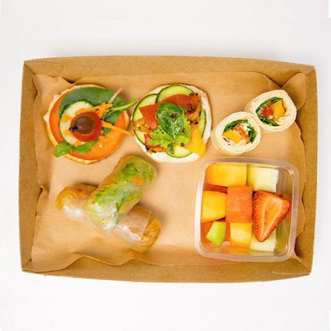 Easy and nutritious office lunches wholesome works for the vegetarian the executive lunch box forumfinder Gallery