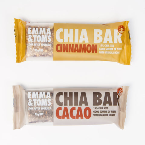 Emma & Toms Chia Bar - Wholesome Works