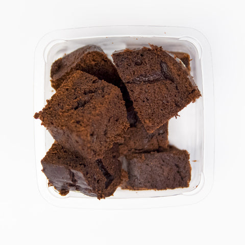 Gluten Free Mud Cake Bites (Dairy Free) - Wholesome Works