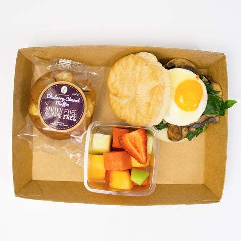 Vegetarian Breakfast Selection - Wholesome Works