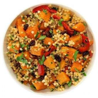 Salad | Israeli Cous Cous - Wholesome Works