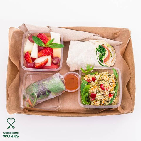 Healthy Heart Lunch Box - Wholesome Works