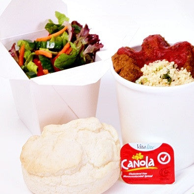 Vegan Hot Lunch Bundle - Wholesome Works