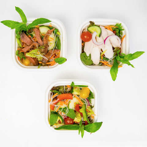 Vietnamese Noodle Salad - Wholesome Works