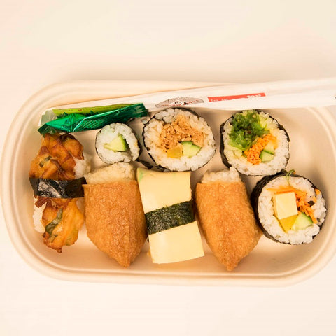 Vegetarian Sushi - Wholesome Works