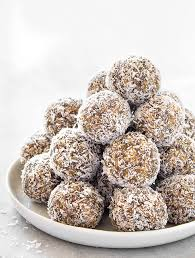 Wholesome Bliss Balls