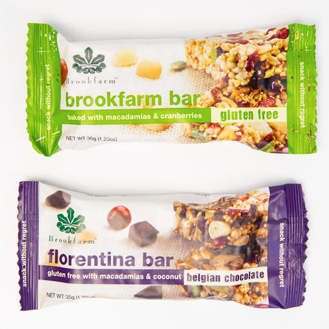 Brookfarm Muesli Bar (Gluten Free) - Wholesome Works