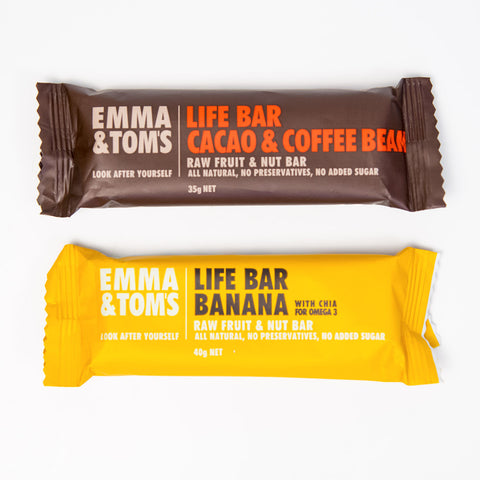 Emma & Toms Life Bar (Gluten Free) - Wholesome Works