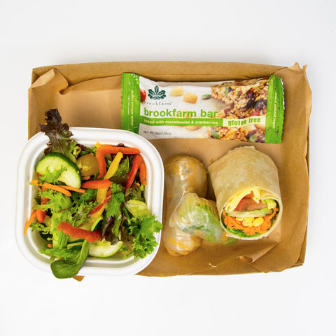 Gluten Free Lunch & Snack Box - Wholesome Works