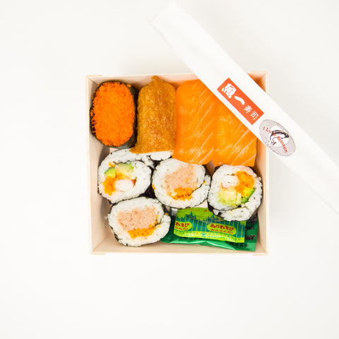 Sushi Combination - Wholesome Works
