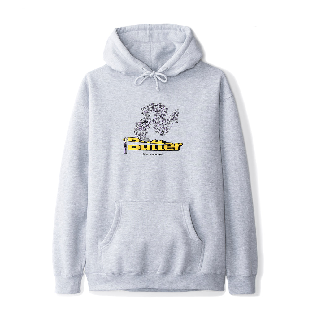 Beautiful Music Pullover Hood