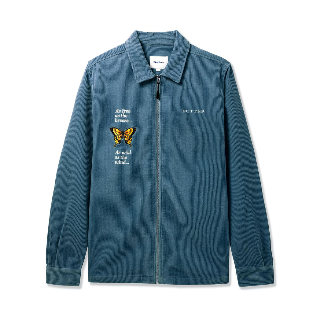 Butterfly L/S Work Shirt