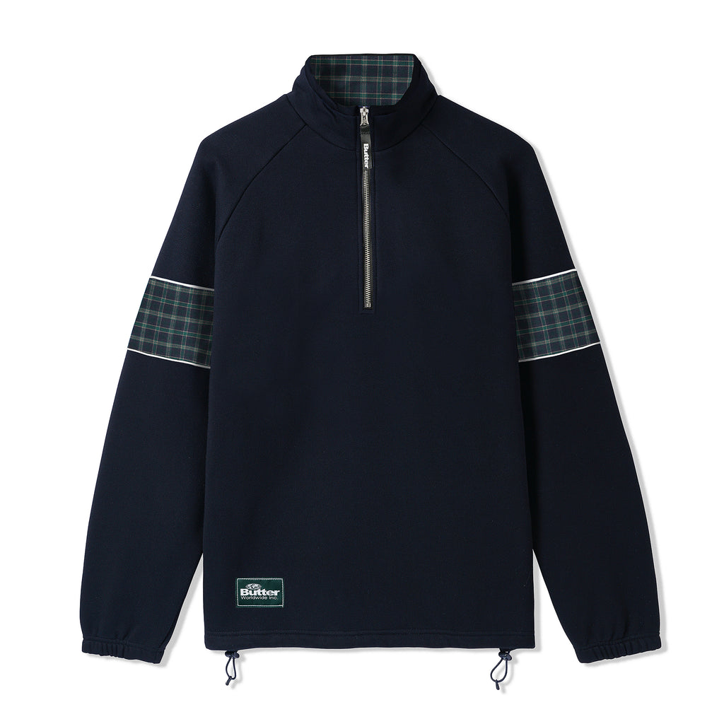 Parks 1/4 Zip Pullover