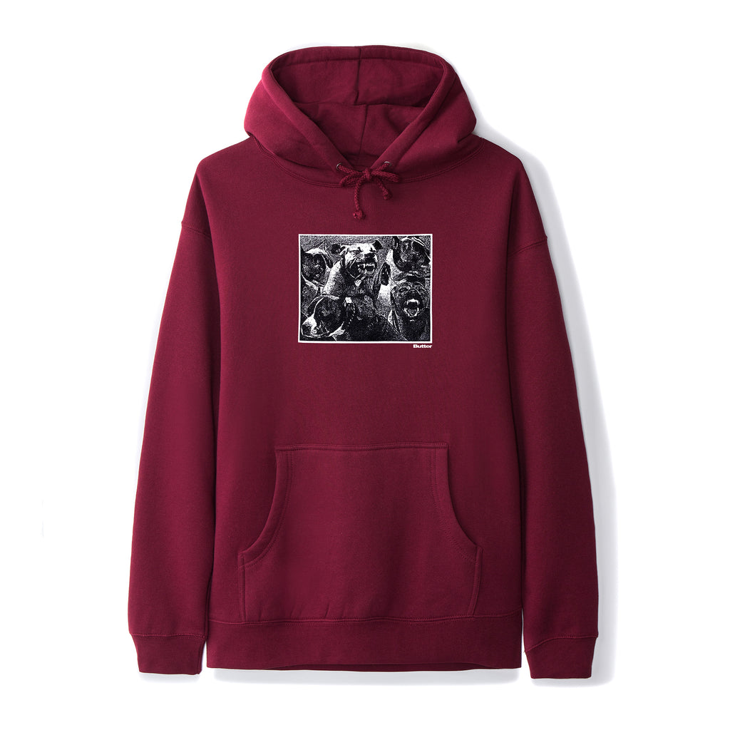 Forgive Pullover Hood