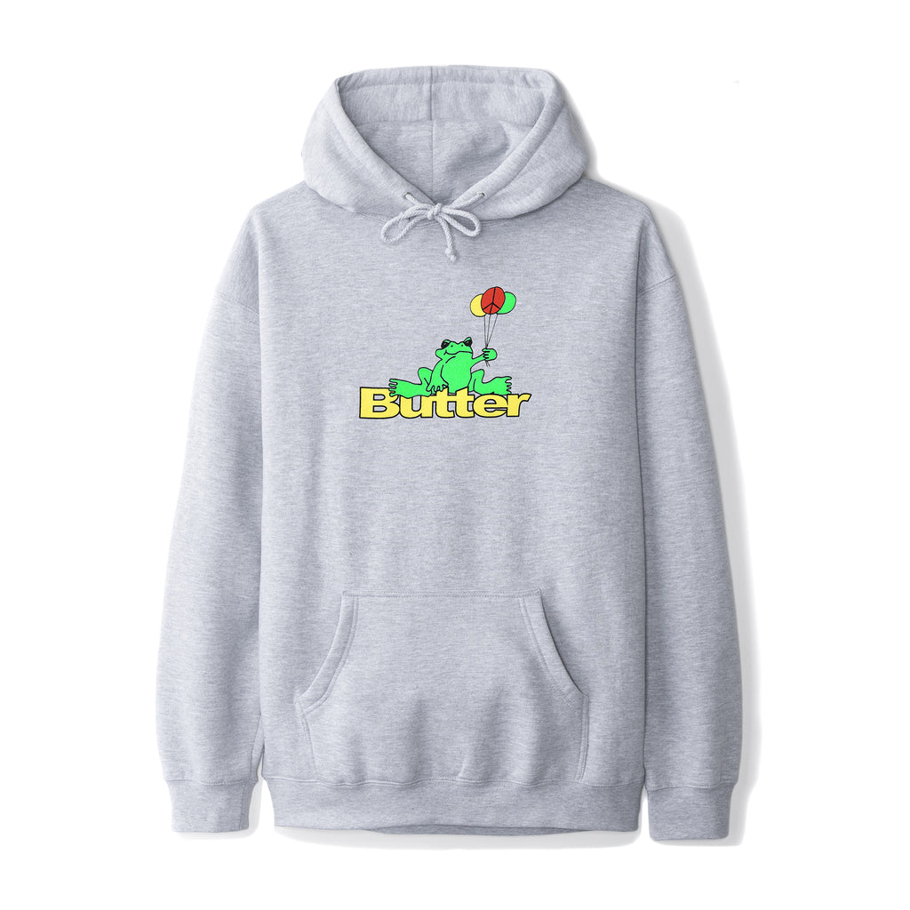 Frog Pullover Hood