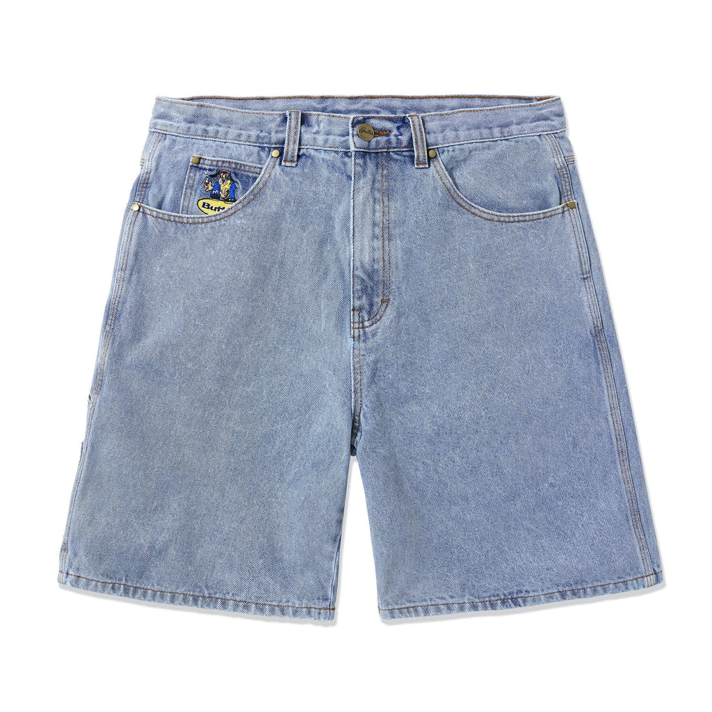 Homeboy Denim Shorts