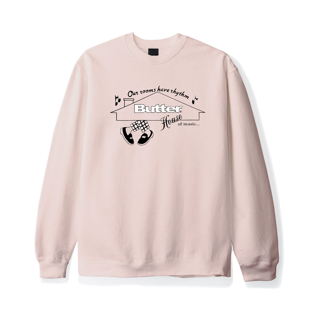 House Of Music Crewneck