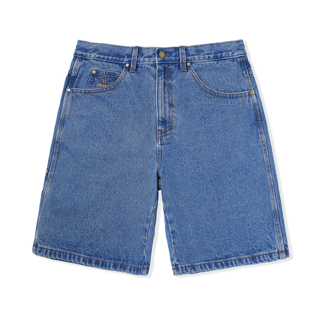 Royal Denim Shorts