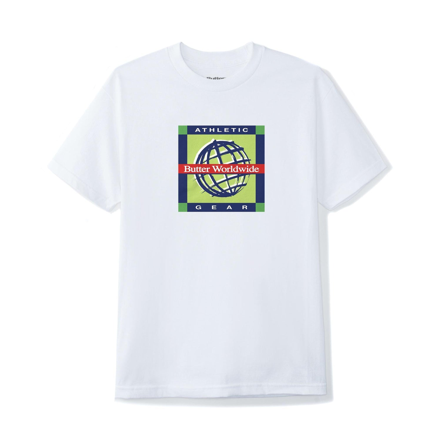 Athletic Gear Tee, White
