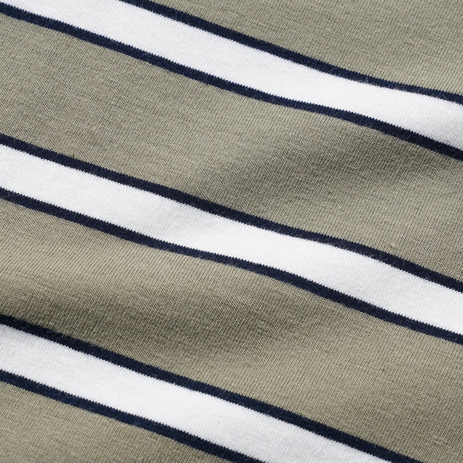 Beach Stripe Tee, Spruce