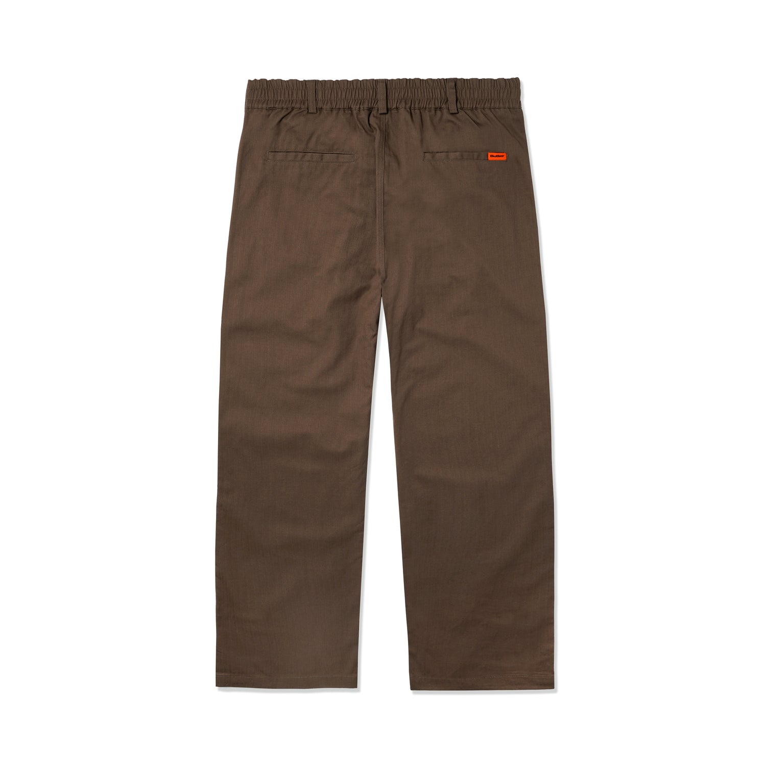 Herringbone Pants, Brown