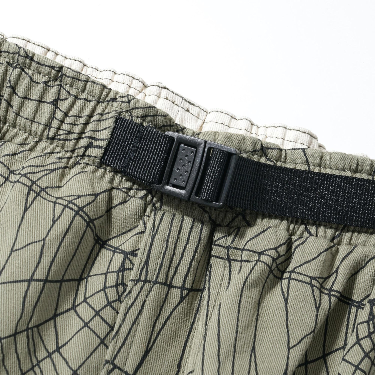 Web Pants, Army