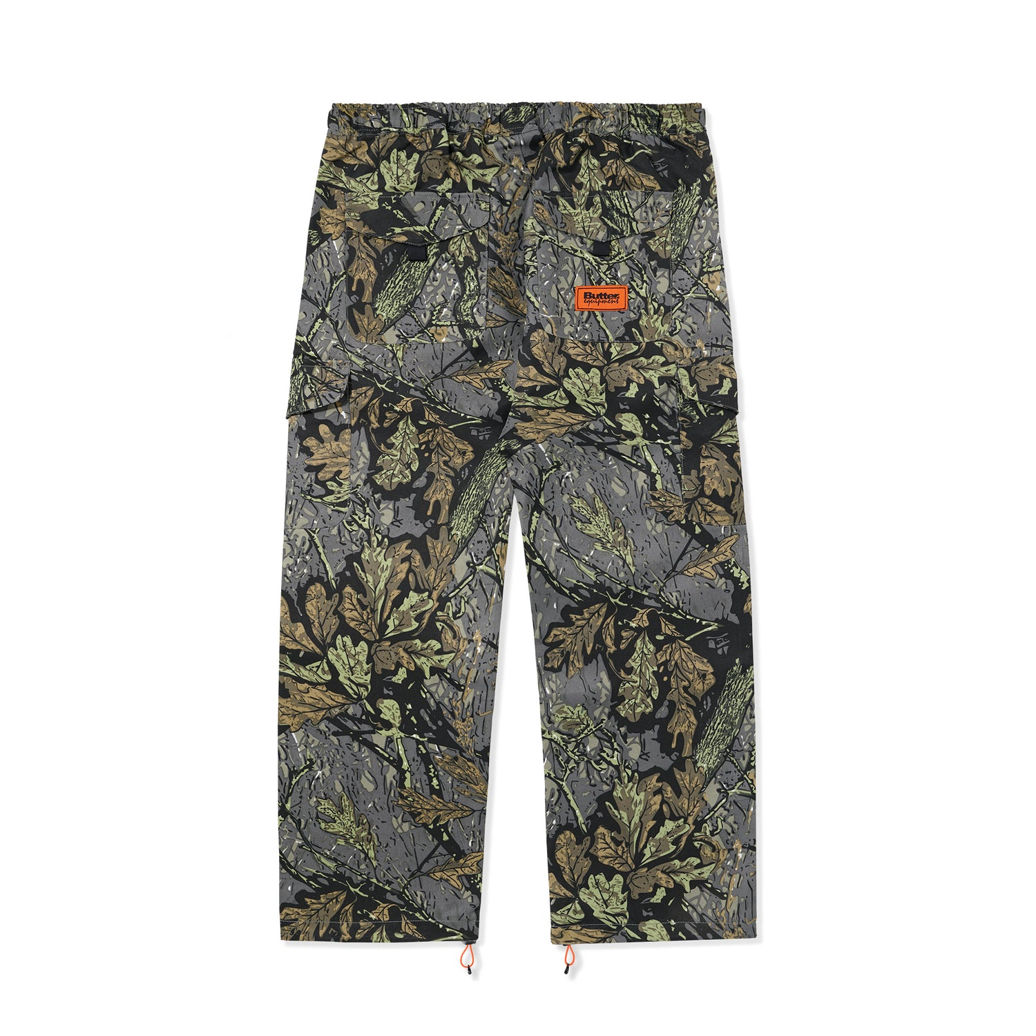 Equipment Cargo Pants, Leaf Camo