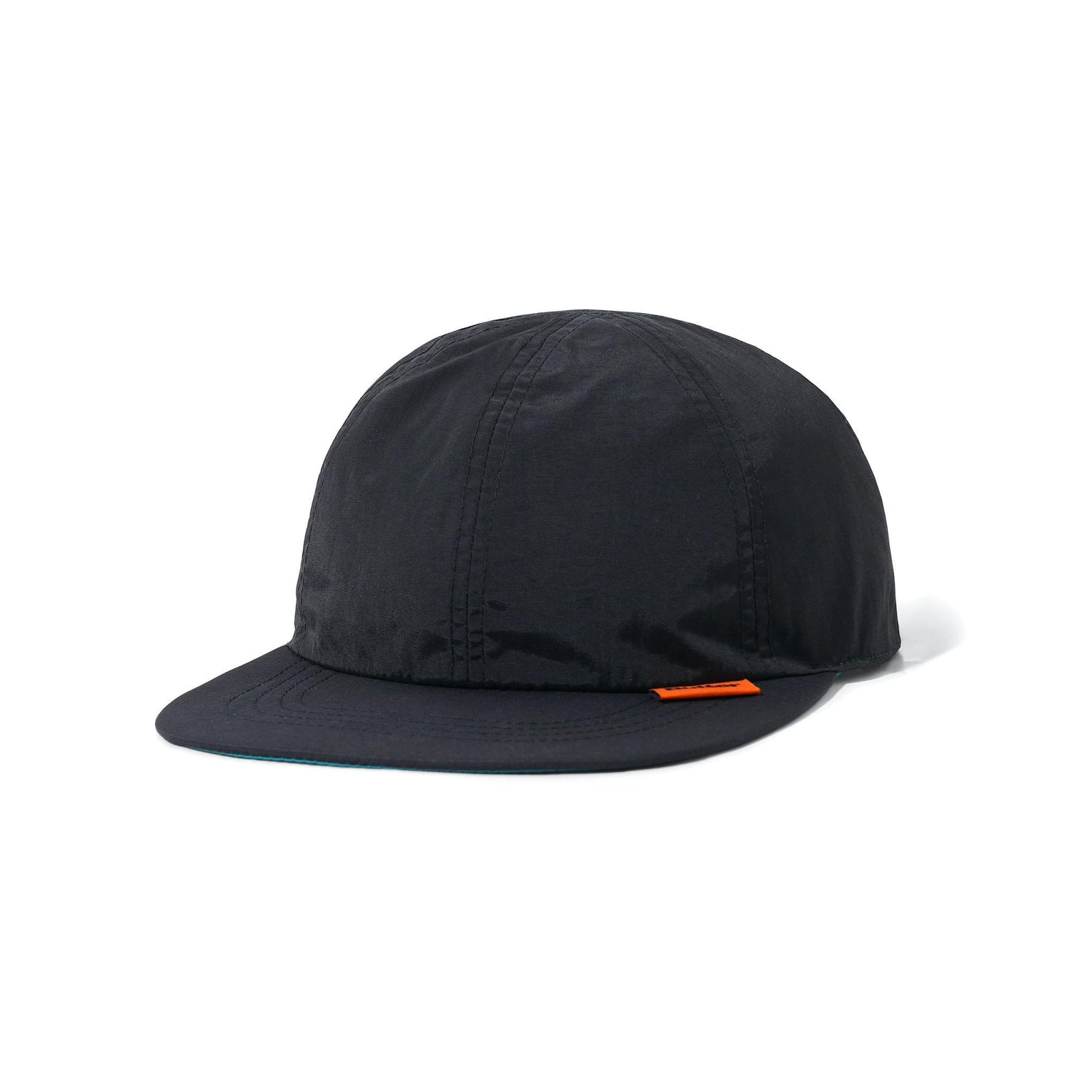 Reversible 6 Panel, Black / Marine