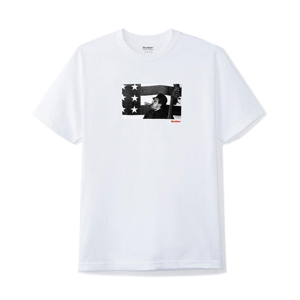 Scenes In The City Tee, White