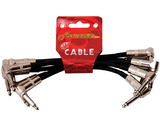 AUSTRALASIAN  6 INCH PATCH CABLE 6PK