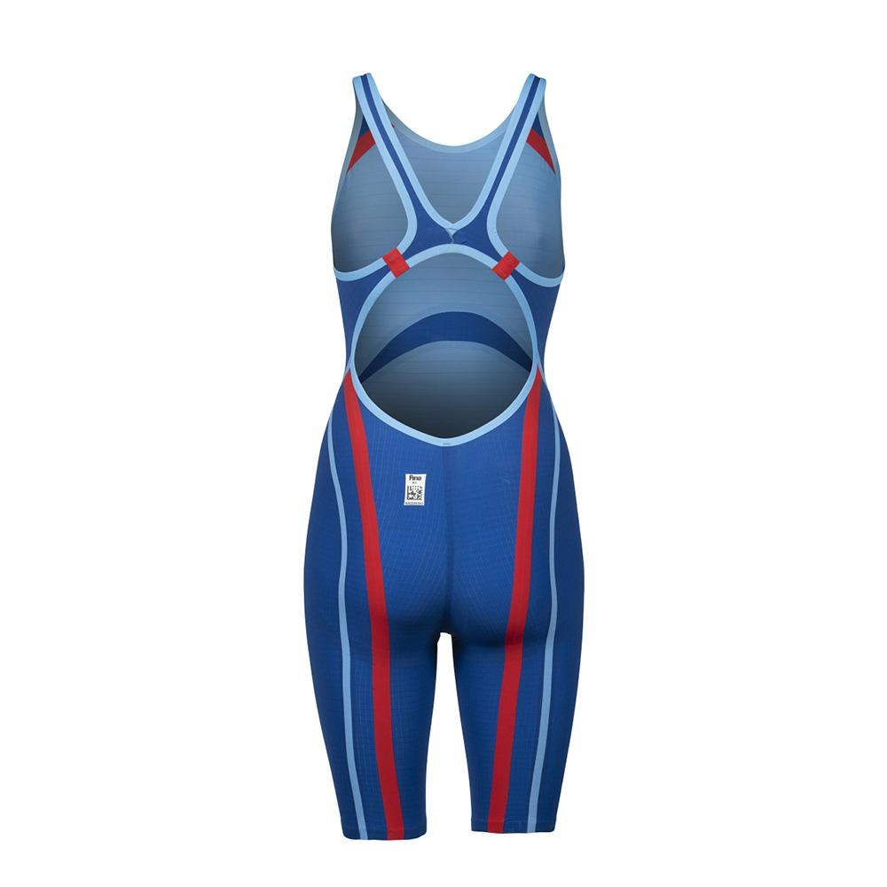 ARENA Woman Open Back Competition POWERSKIN CARBON CORE FX 003655