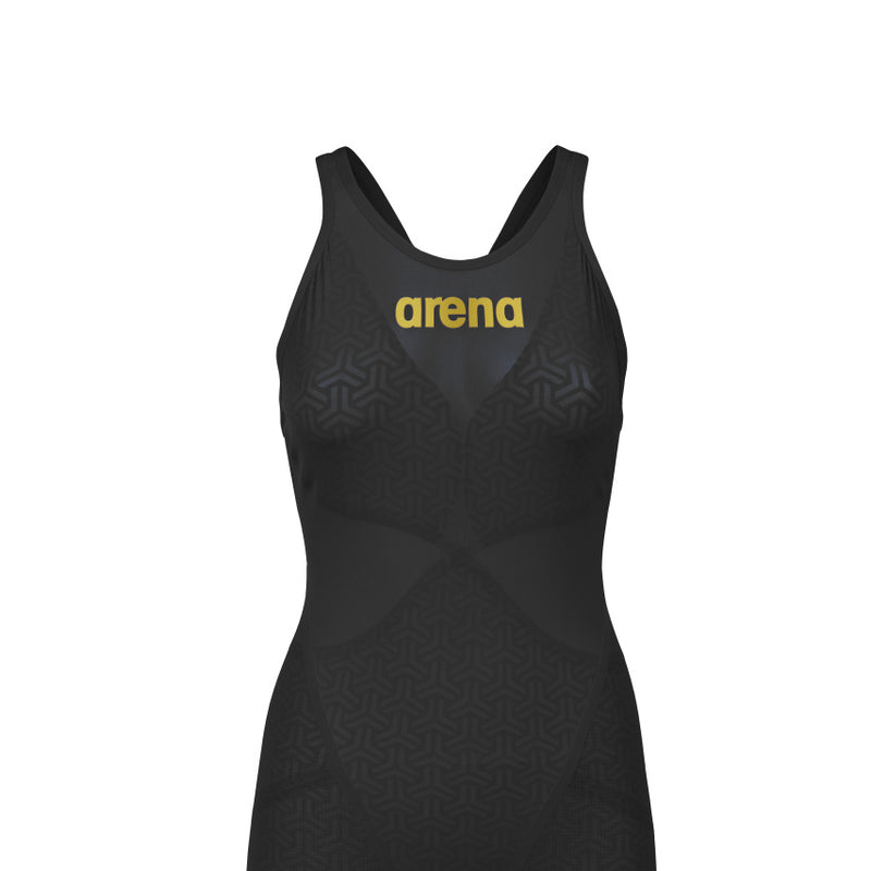 ARENA Woman Close Back Competition CARBON GLIDE 003664