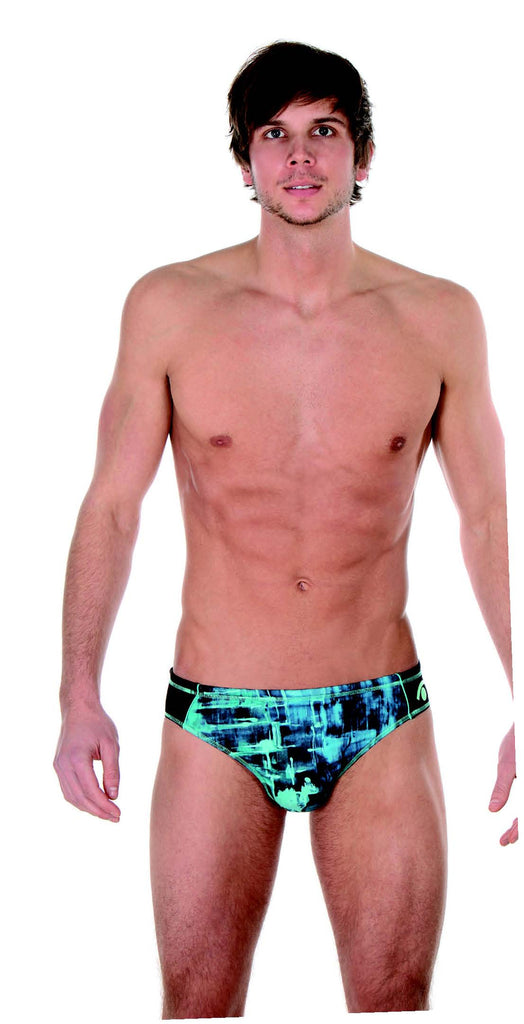 Men's Training Brief Storm Swimsuit, Jaked US Store