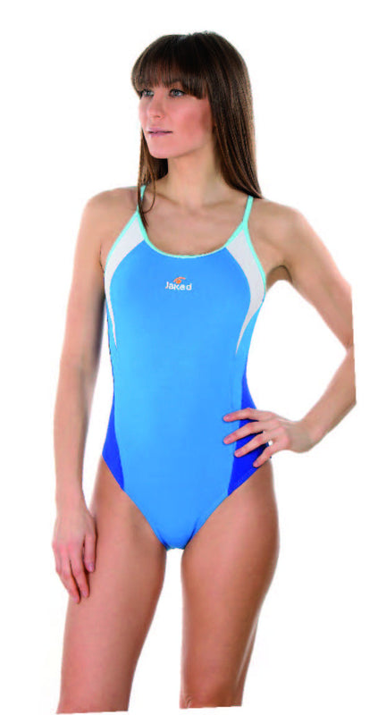 Women's Training One-Piece Devil Swimsuit, Jaked US Store