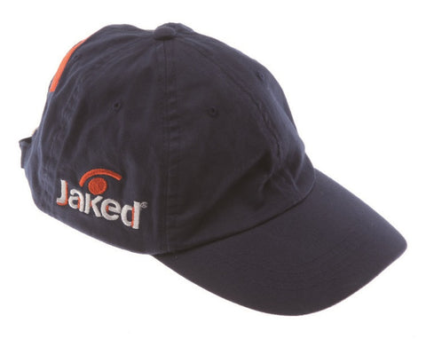 Junior's Unisex Cotton Peaked Baseball Hat, Jaked US Store
