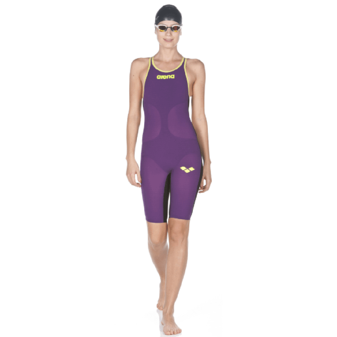 ARENA Woman Open Back Competition POWERSKIN CARBON AIR 1A646