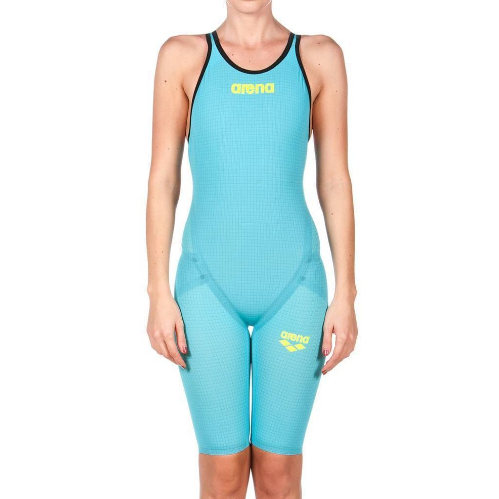 ARENA Woman Open Back Competition POWERSKIN CARBON FLEX VX 2A584 - SwimWorld