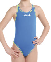 Girls Training One-Piece Milano Swimsuit, Jaked US Store