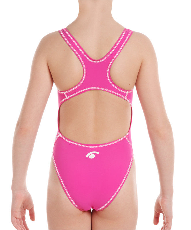 Girls Training One-Piece Firenze Swimsuit, Jaked US Store