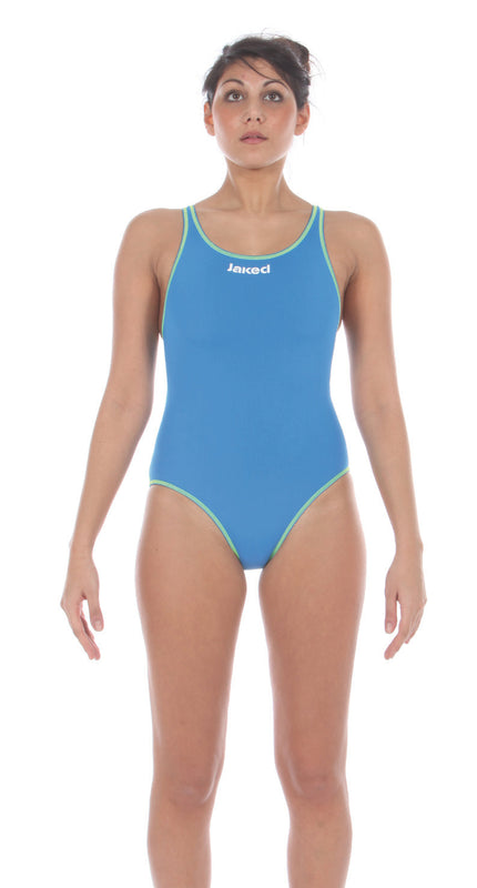 Women's Training One-Piece Milano Swimsuit, Jaked US Store
