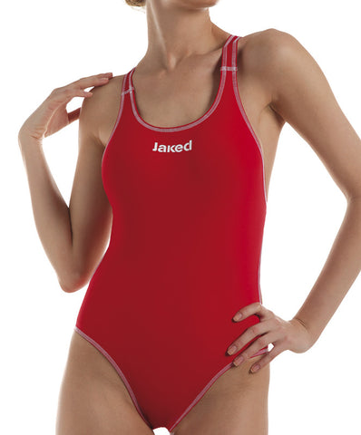 Women's Training One-Piece Firenze Swimsuit, Jaked US Store