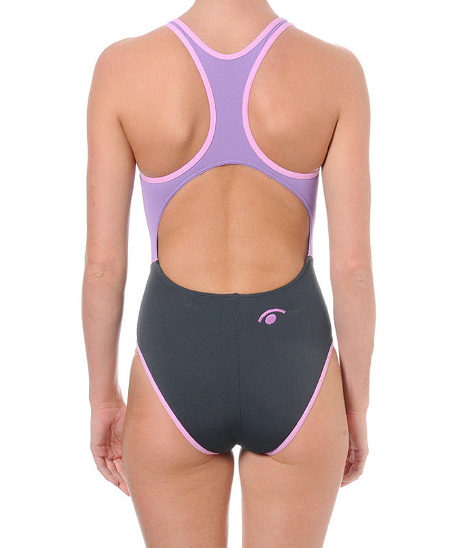 Women's Training One-Piece Physio Swimsuit, Jaked US Store