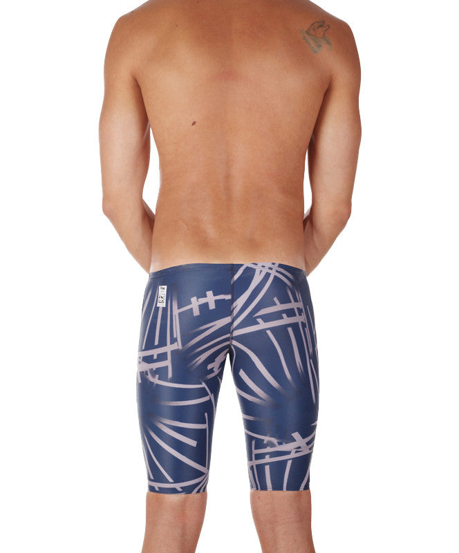 Men's J11 Water Zero Match Print Competition Swimsuit, Jaked US Store