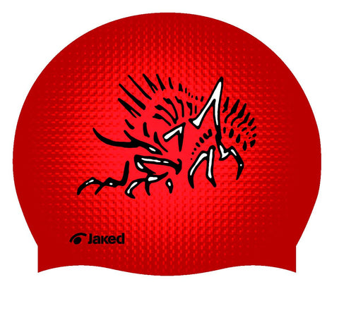 Dragon Swimming Cap, Jaked US Store