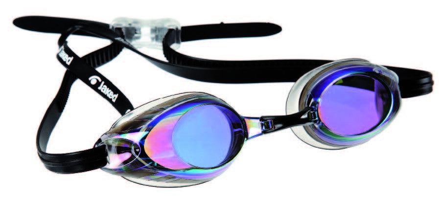 Ego Competition Swimming Goggles Mirrored, Jaked US Store