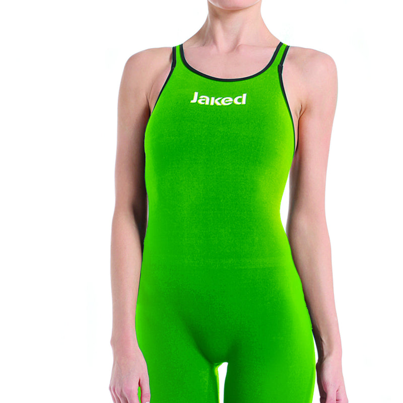Women's Competition J Katana Open Back Swimsuit, Jaked US Store